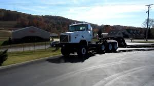 volvo heavy duty heavy spec volvo autocar 6x6 tractor pull out truck youtube