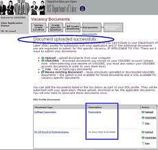 Resume Submit For Job by Usdol Doors How To Submit Supplemental Documentation