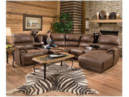 franklin living room left arm reclining console loveseat with