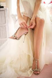 jimmy choo wedding dress stunning designer wedding shoes junebug weddings