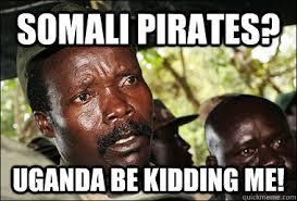Somali Memes - for the last time i am not samuel l jackson fuck joseph kony