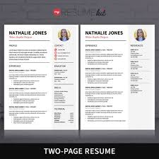 modern word resume templates resume template for word theme resume template for word theme