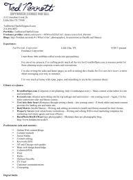 Writer Resume Freelance Writer Resume Sample How To Write A Killer Freelance