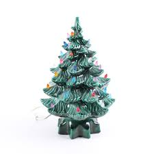 vintage ceramic christmas tree vintage ceramic christmas tree l ebth
