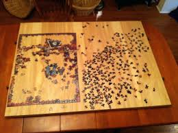 jigsaw puzzle tables portable jigsaw puzzle table plans software diy jig from jigthings lapland