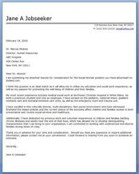 sample cover letter for support worker exciting head teacher