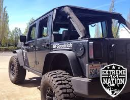 blacked out jeep jeep extreme 4x4 nation
