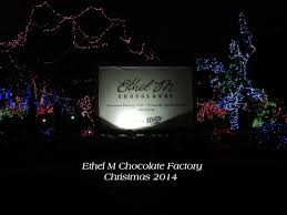 ethel m chocolate factory las vegas holiday lights christmas lights ethel m 2014 las vegas chocolate factory botanical