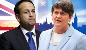 leo tells the dup that he is trying to clean up their brexit mess
