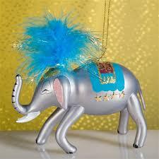 de carlini circus elephant christmas ornament the cottage shop