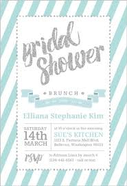 brunch bridal shower invitations bridal shower themes nautical outdoor brunch ideas