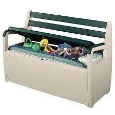 Outdoor Storage Bench Large Storage Bench Store Much Goods Trillfashion Com