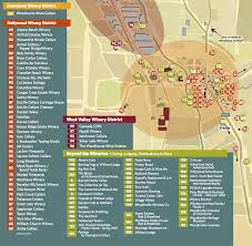maps ta and print the woodinville wine country map of wineries