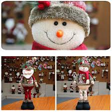 p top elk doll for christmas xmas tree decoration best gift