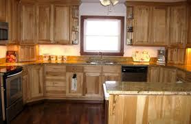 Cabinet Hardware Denver Kitchen Commendable Hickory Kitchen Base Cabinets Amazing