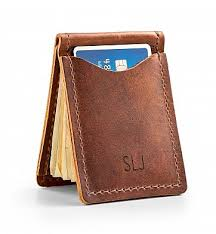 Leather Personalized Business Card Holder Engraved Business Card Holder Personalized Keepsake Gifts