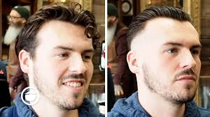 peaky blinders haircut how to peaky blinders haircut transformation youtube