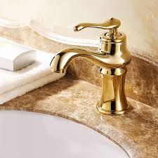 Gold Faucet Bathroom by Rose Gold Finish Kitchen Bathroom Faucets Kitchen Tap Basin