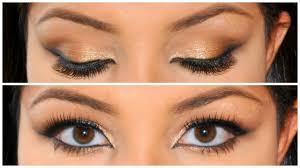 eye makeup for wedding wedding guest makeup dramatic brown smokey eye