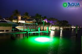 underwater dock lights premier led technology aqua dock lights