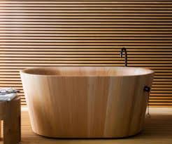 Alternative Bathtubs Deep Soaking Japanese Bathtubs Turn The Bathroom Into A Spa
