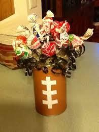 football centerpiece banquet ideas pinterest football
