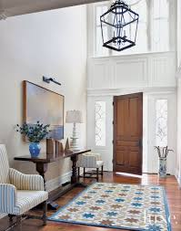 Entry Hall Furniture by Traditional White Entry Hall With High Ceiling Luxe Entries