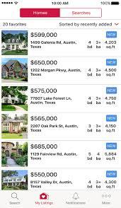 realtor com real estate apps in real time realtor com