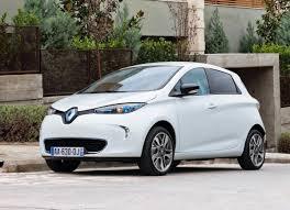 renault zoe 2016 электромобиль renault zoe 2017 запас хода увеличен до 400 км
