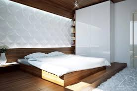 Modern Wooden Bed Furniture Modern Bedroom Ideas