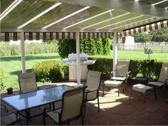 Patio Awning Reviews Decks With Awnings Retractable Awnings Add Space Without The