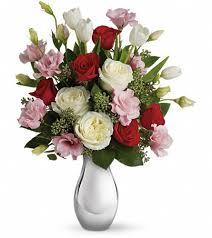 flower shops in jacksonville fl teleflora s forever bouquet with roses in jacksonville fl
