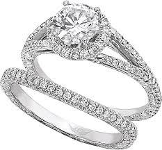 split band engagement rings flyerfit split shank micro pave engagement ring vm01 aeng