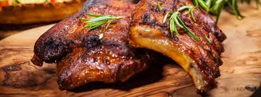 grilled barbecue spare ribs u2014 recipes hubs