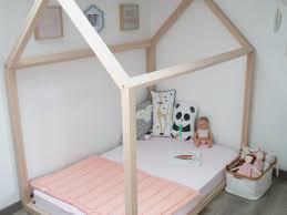 chambre bébé montessori connaissez vous le lit bébé au sol méthode montessori