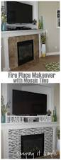 style compact fireplace refacing ideas pictures fireplace