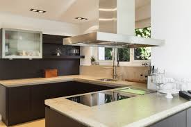 U Shaped Modern Kitchen Designs U Shape Modern Kitchen Decoration Using Modern Ceiling Rectangular