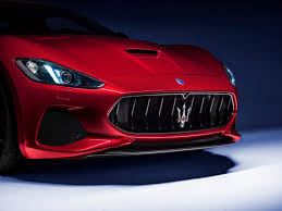 maserati car 2018 retouched 2018 maserati granturismo will make you love italian