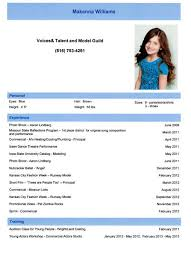 How To Make Resume With No Experience Sumptuous Modeling Resume 12 How To Make A Modeling Resume With No