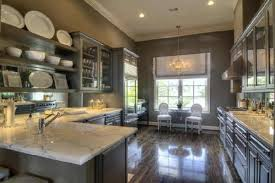 gray and gold kitchen design ideas