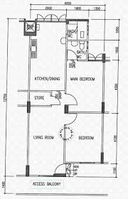 floor plans for yishun street 11 hdb details srx property