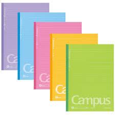 amazon com kokuyo campus notebookregla semi b5dotted