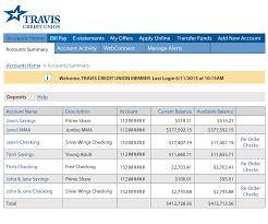 online u0026 mobile banking mobile apps travis credit union