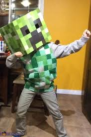 creeper costume minecraft creeper costume contest at costume works