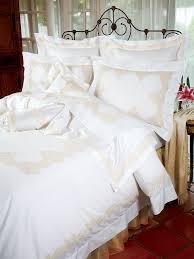 schweitzer linen alençon fine bed linens luxury bedding italian bed linens