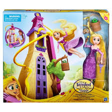 disney tangled series swinging locks castle target