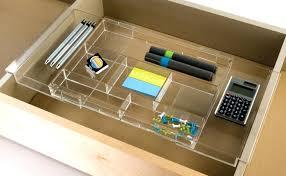 Desk Drawer Organizer Trays Drawer Organizer Office 6 Part In Drawer Organizer Tray Mesh Large