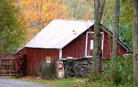 antique gas pump old barn and fall how cool in roan mountain tn