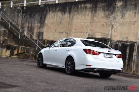 lexus gs sales figures 2015 lexus gs 450h f sport review video performancedrive