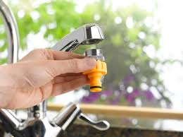 Connecting Garden Hose To Kitchen Faucet Kitchen Faucet To Garden Hose Adapter Lowes Home Design Ideas